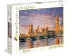 A londoni Westminster-palota 1000 db-os puzzle