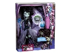 Mattel: Monster High Halloween baba Frankie Stein (X3712-X3714) - Egyéb
