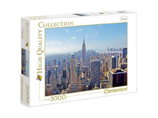 New York 2000 db-os puzzle
