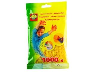 Sárga gyöngy 1000 db
