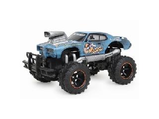 1:15 R/C Junk Yard Dogz Jármű - kék