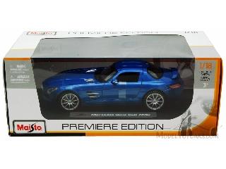 1:18 Premium Ed. Mercedes Benz SLS AMG