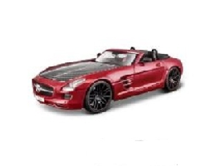 1:24 Mercedes Benz SLS AMG Roadster