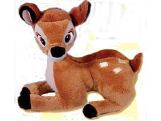 Fekvő Bambi, 20 cm
