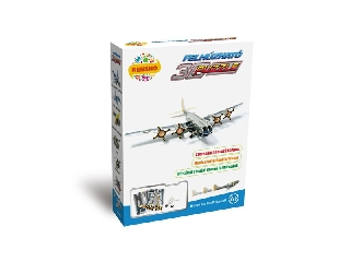 3D Puzzle - Bombázó