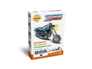 3D Puzzle - Chopper