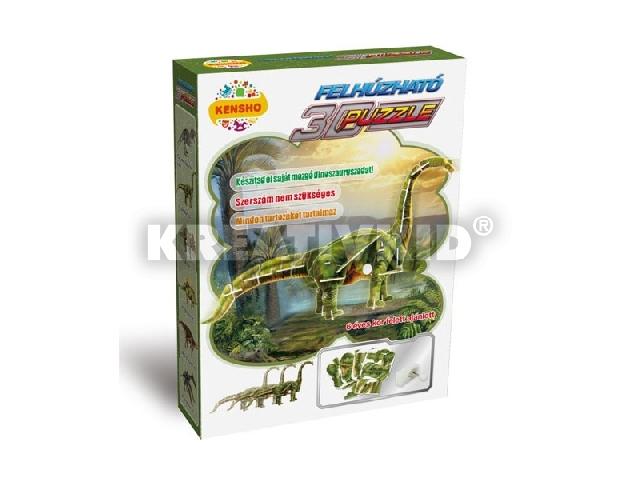 3D Puzzle - Didlodocus