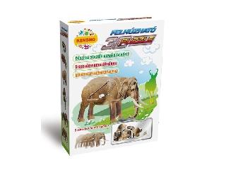 3D Puzzle - Elefánt