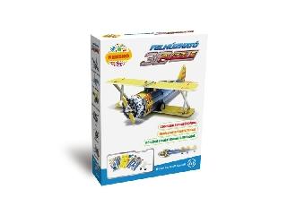3D Puzzle - Kétfedelű vadászgép