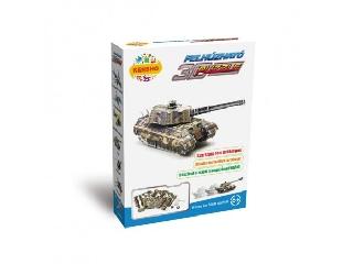 3D Puzzle - Tank