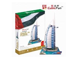3D puzzle Burj Al-Arab 101 db-os