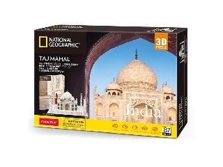 3D puzzle City Traveller - India