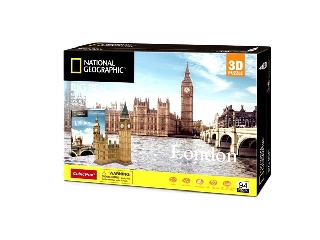 3D puzzle City Traveller - London Big Ben