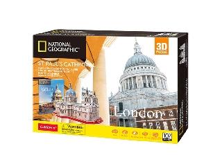 3D puzzle City Traveller - London St.Paul's katedrális