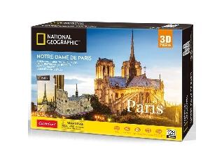 3D puzzle City Traveller - Notre Dame