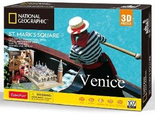 3D puzzle City Traveller - Velence