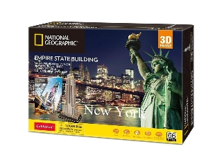 3D puzzle City Traveller - New York