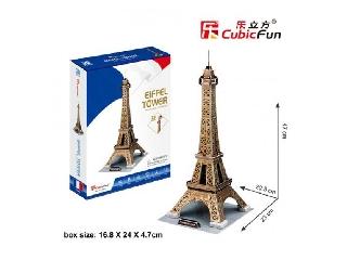 3D puzzle Eiffel Torony 39 darabos