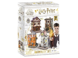 3D puzzle Harry Potter - Abszol út