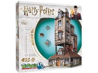 3D puzzle Harry Potter Az Odú 415 db-os