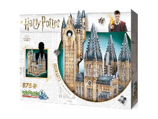 3D puzzle Harry Potter Csillagvizsgáló 875 db-os