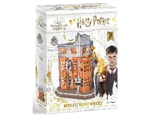 3D puzzle Harry Potter- Weasley Varázs