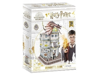 3D puzzle Harry Potter-Gringotts Bank
