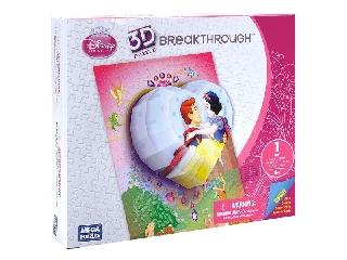 3D Puzzle Hercegnő 1.