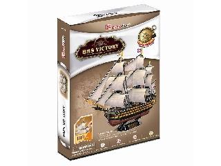 3D Puzzle HMS Victory  hajó 189 db-os kirakó