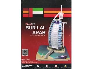 3D puzzle kicsi Burjal Arab