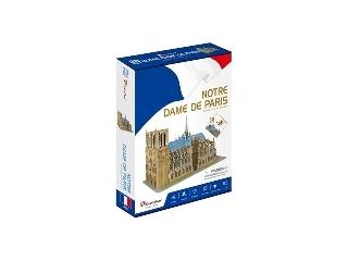 3D puzzle kicsi Notre Dame