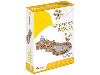 3D puzzle kicsi Szent Péter bazilika