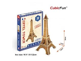 3D puzzle mini Eiffel Tower Párizs