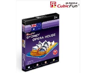 3D puzzle mini Sydney Operaház
