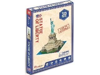3D puzzle mini Szabadság szobor