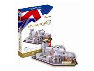3D puzzle nagy Westminster Apátság  145 db