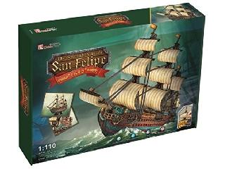 3D puzzle San Felipe