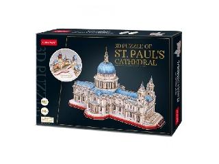 3D puzzle szétnyitható Szent Péter katedrális