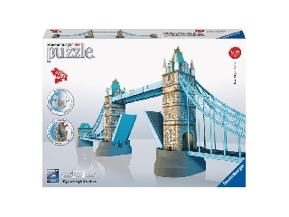 3D Puzzle Tower Bridge