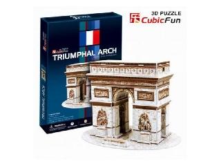 3D-puzzle Triumphal Arch - Diadalív 26 db-os