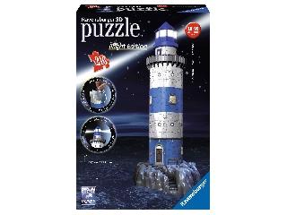 3D Puzzle Világító világítotorony 216 db-os