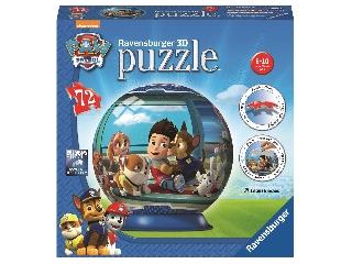 3D Puzzleball Mancsőrjárat 72db-os