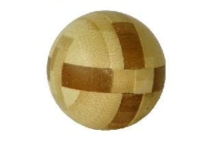 3D Bambusz puzzle - Ball ***
