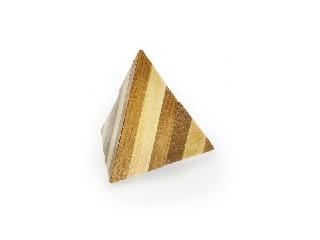 3D Bambusz puzzle - Pyramid *