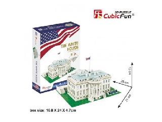 3D-puzzle- A Fehérház 64 db-os