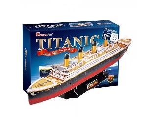3D Titanik 113 db-os puzzle