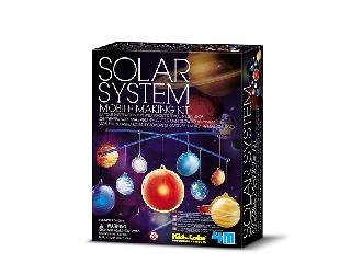 4M hordozható Naprendszer készítő készlet