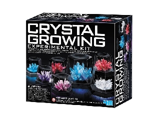 4M kristály kísérletező készlet