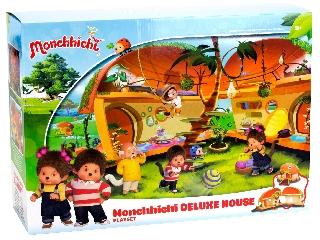 MONCHHICHI Deluxe House Playset