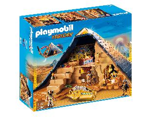 A fáraó piramisa
